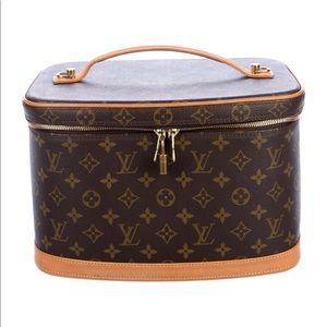 Louis Vuitton Nice Cosmetic Case